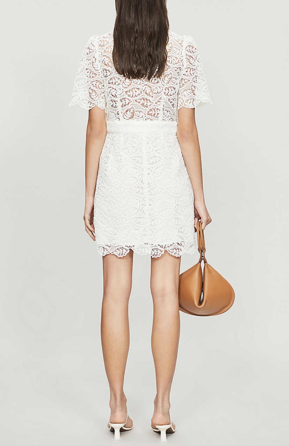 法式優雅連身裙款Selfridges減至半價5