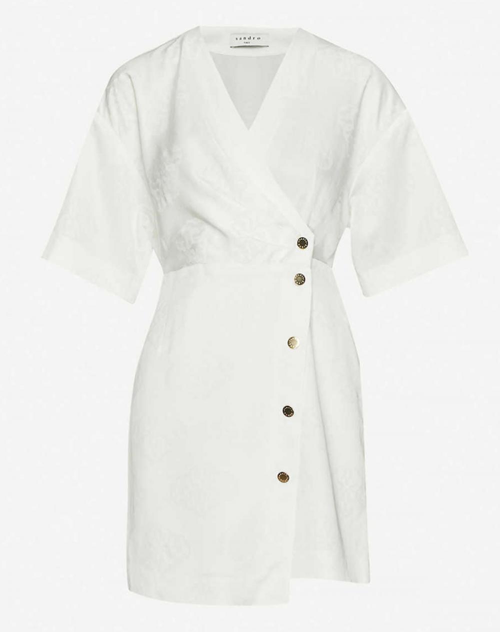 法式優雅連身裙款Selfridges減至半價9