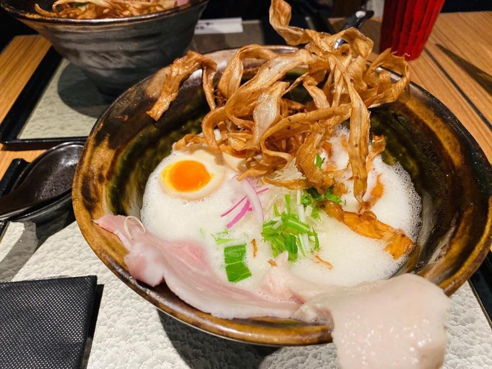 隨時在香港也吃到純日本地道雞白湯拉麵