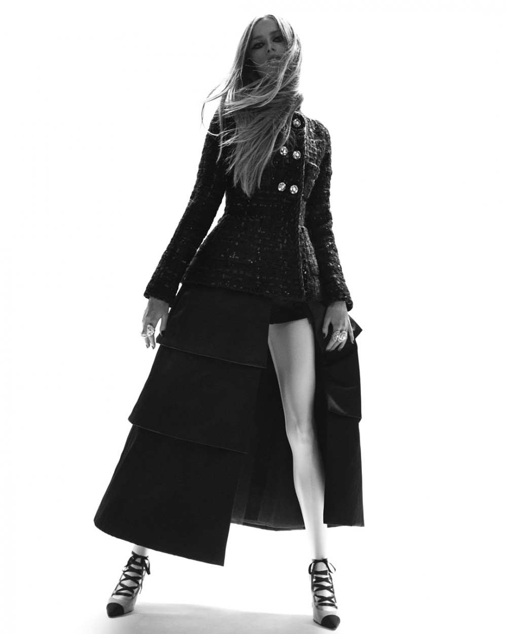 CHANEL叛逆浪漫的高級訂製系列!Virginie Viard將會怎樣顛覆品牌的形象?