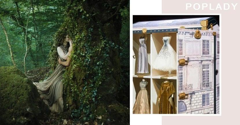 Dior跨越半個世紀的動人故事!高級訂製系列背後隱藏什麼浪漫玄機?