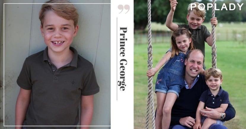 【英國皇室】喬治王子的7歲生辰!回顧IG近照,三兄弟妹都相親相愛,一家人太甜蜜了!