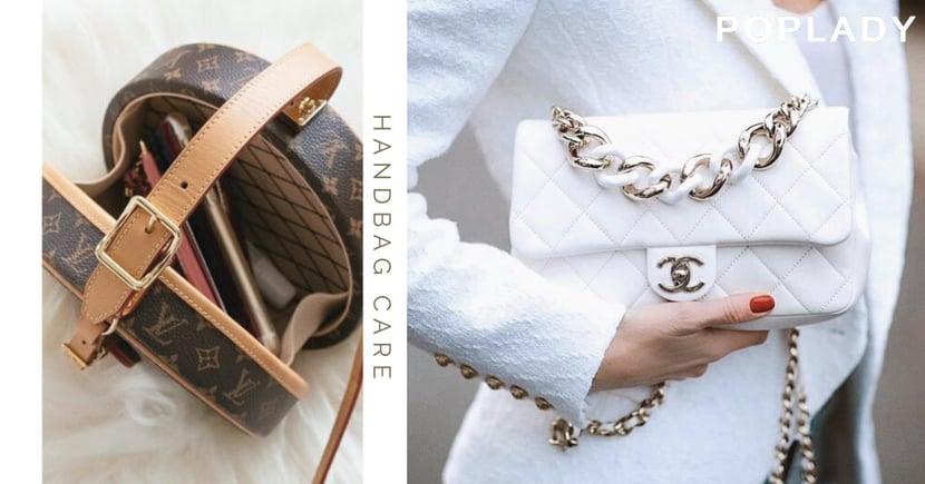 手袋跟皮膚同樣要好好保養:日常做足這幾點,讓你的Hermès、CHANEL時刻保持美貌