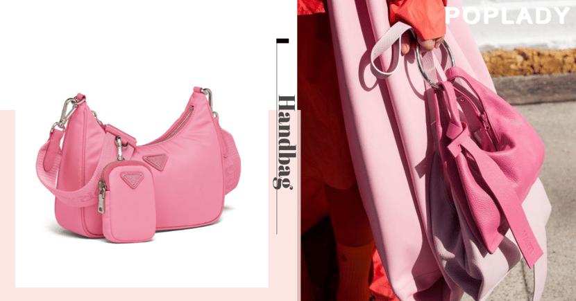 【秋冬流行色】本季大熱關鍵色調  Pink Lemonade粉紅手袋清單