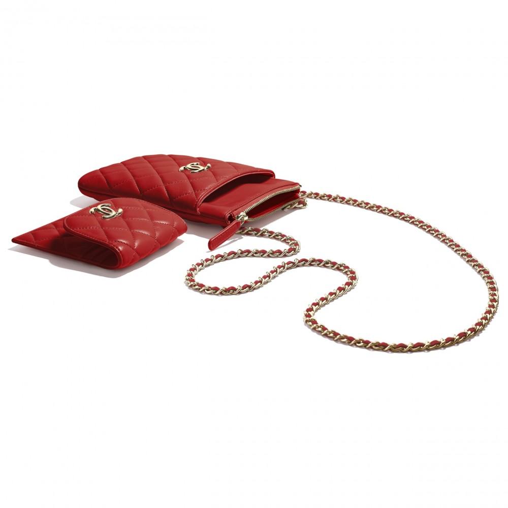 精選8款名牌人氣Phone Bag CP值極高的不過時經典款