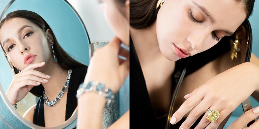 近賞「Tiffany Jewel Box」 珍稀罕有的瑰麗寶石008