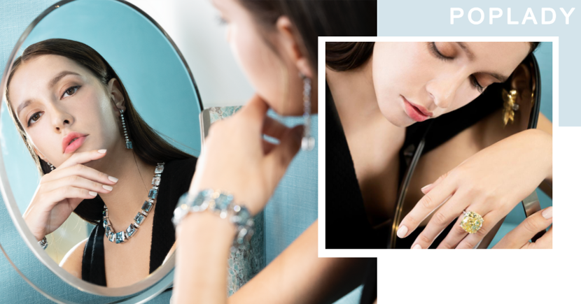 【Tiffany & Co.高級珠寶】近賞「Tiffany Jewel Box」 珍稀罕有的瑰麗寶石