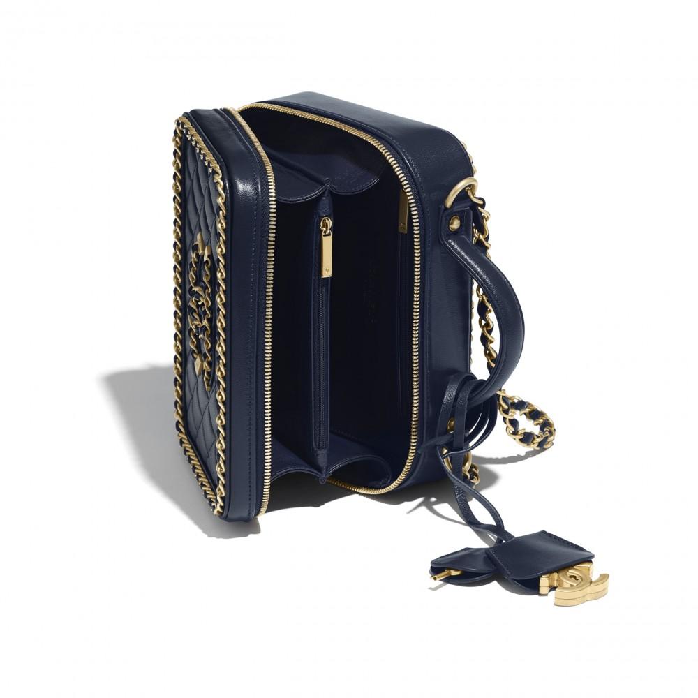 Chanel Vanity Case家族中大熱焦點,最令人心動的絕美色調化妝箱!007
