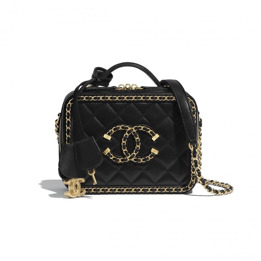 Chanel Vanity Case家族中大熱焦點,最令人心動的絕美色調化妝箱!011