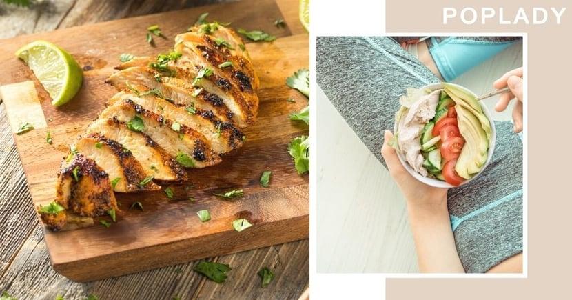 7日輕鬆瘦3kg ,一星期雞胸減肥法!飽肚感零失敗,不反彈!