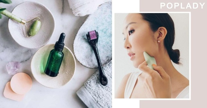 【減齡瘦面】美顏機應是日常的護膚程序!每日堅持10分鐘的美編,公開V面的秘訣!