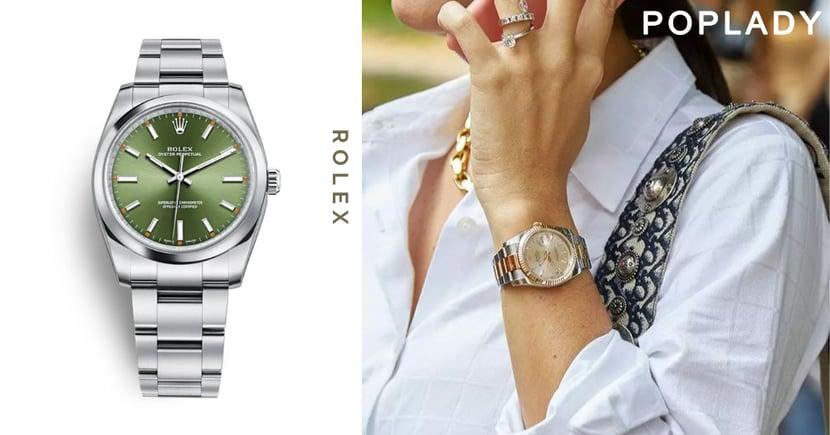 【投資保值勞力士】Rolex新手必須知道的用語  精選7款入門級女裝錶款