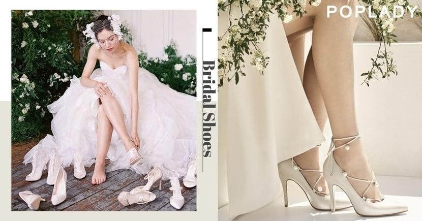 【婚鞋推介】4個能媲美大牌的小眾品牌! 親民婚鞋點綴準新娘高貴氣質!