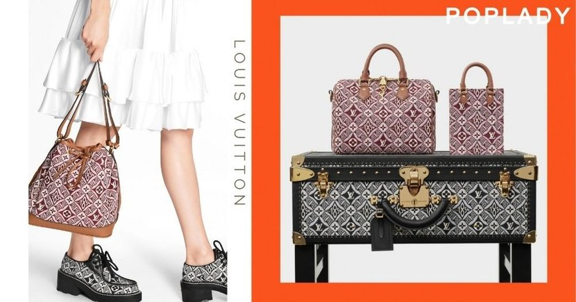 【秋冬重點手袋】Louis Vuitton 《Since 1854》 重新演繹經典Monogram藝術