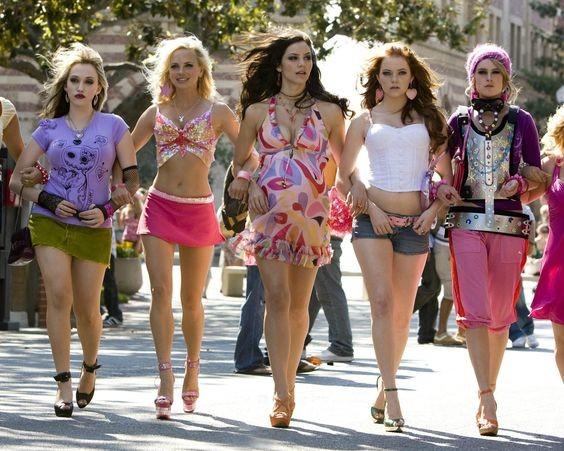 女生友誼電影