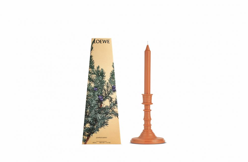 香氛與視覺的時尚體驗 Loewe全新Home Scents系列正式登場