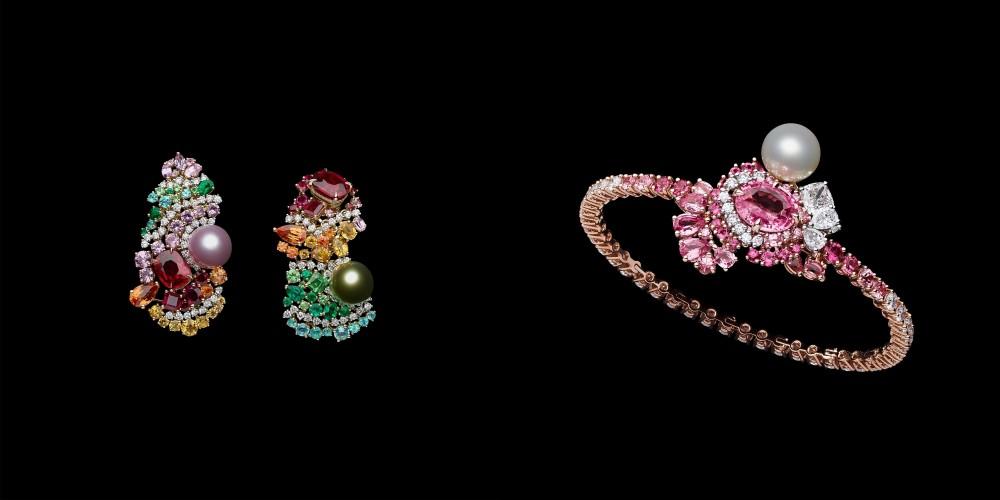 Dior的彩虹寶石 Tie & Dior高級珠寶華麗登場005