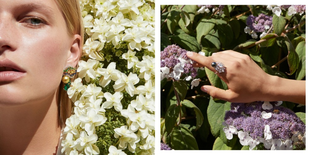 Dior的彩虹寶石 Tie & Dior高級珠寶華麗登場002