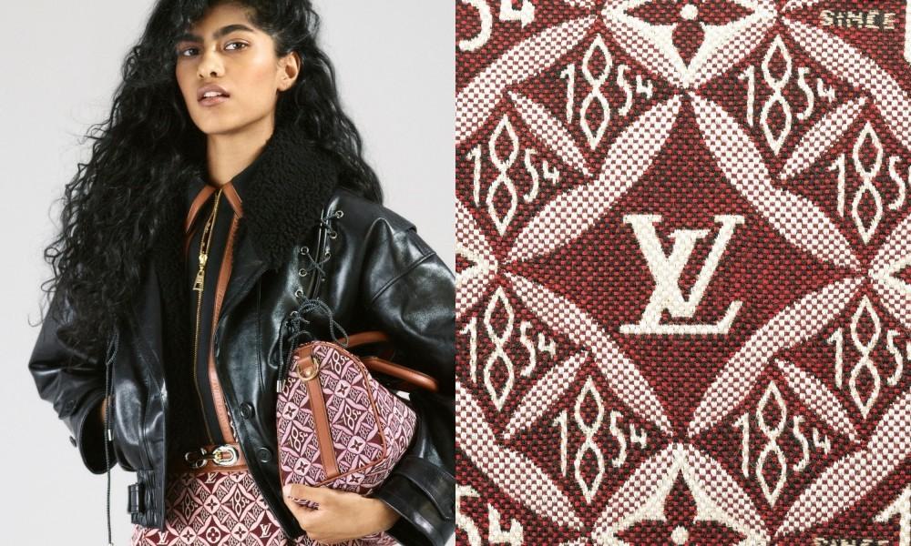 Louis-Vuitton-秋冬SINCE-1854-重新演繹經典Monogram2