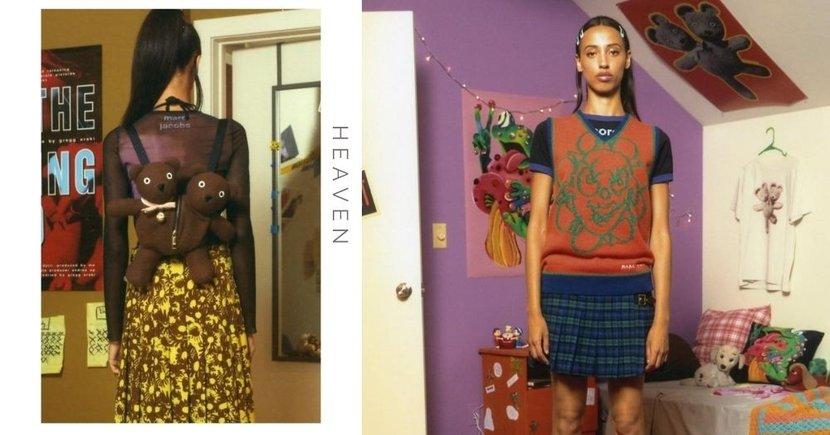 Marc Jacobs全新系列Heaven幻想世界 通往「性別多元」的時尚天堂