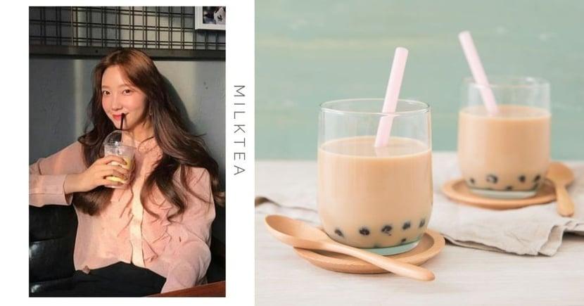 【奶茶】想減肥但不想戒奶茶?這樣喝就不會肥!