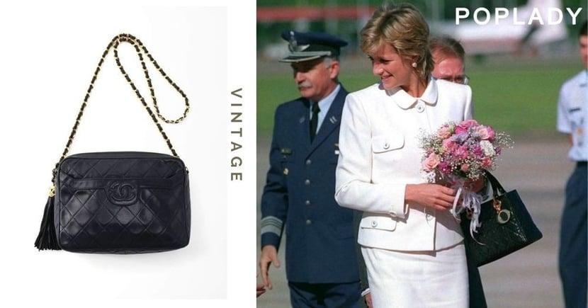 【中古手袋】今期流行Vintage風!中古手袋讓你以便宜一半入手Dior 、Gucci!