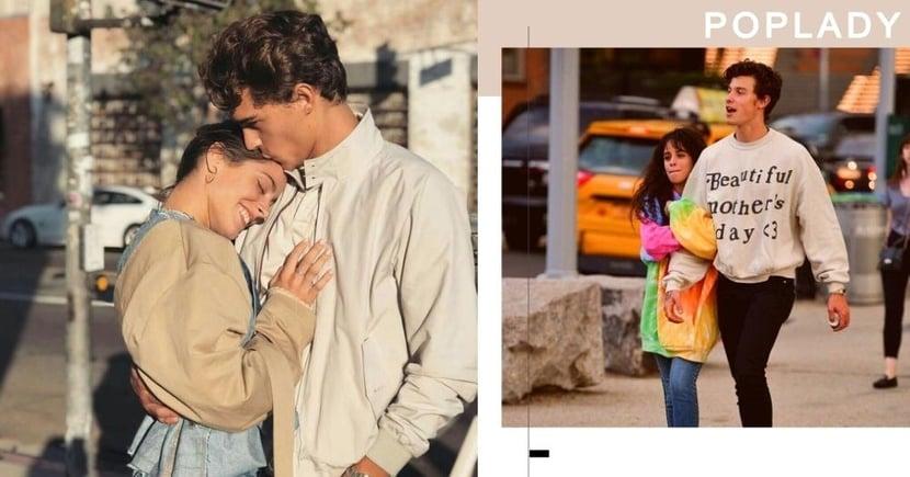 【情侶裝】情侶穿搭靈感!向4對最紅荷里活年輕小情侶協調出甜蜜情侶時尚!