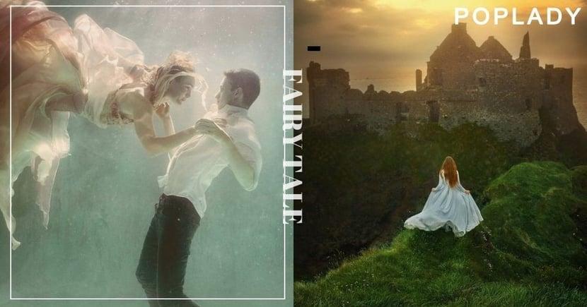 【愛情心理測驗】童話故事式心測!王子與公主的故事看出你的性格、感情觀!