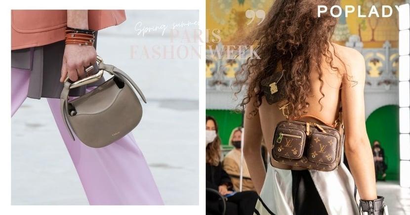 【2021春夏巴黎時裝週】 下年最具潛力It Bag焦點整合!Hermès、Louis Vuitton將打造全新經典款?