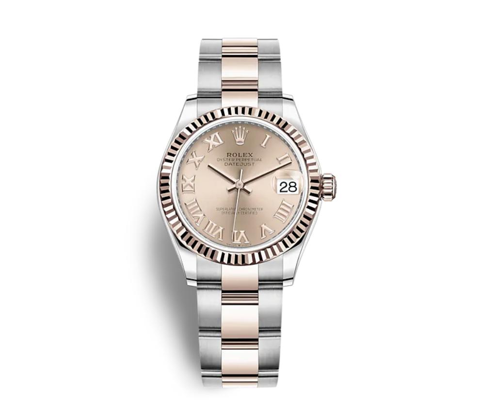女士們入手第1隻Rolex 新手需認識這的10大錶款