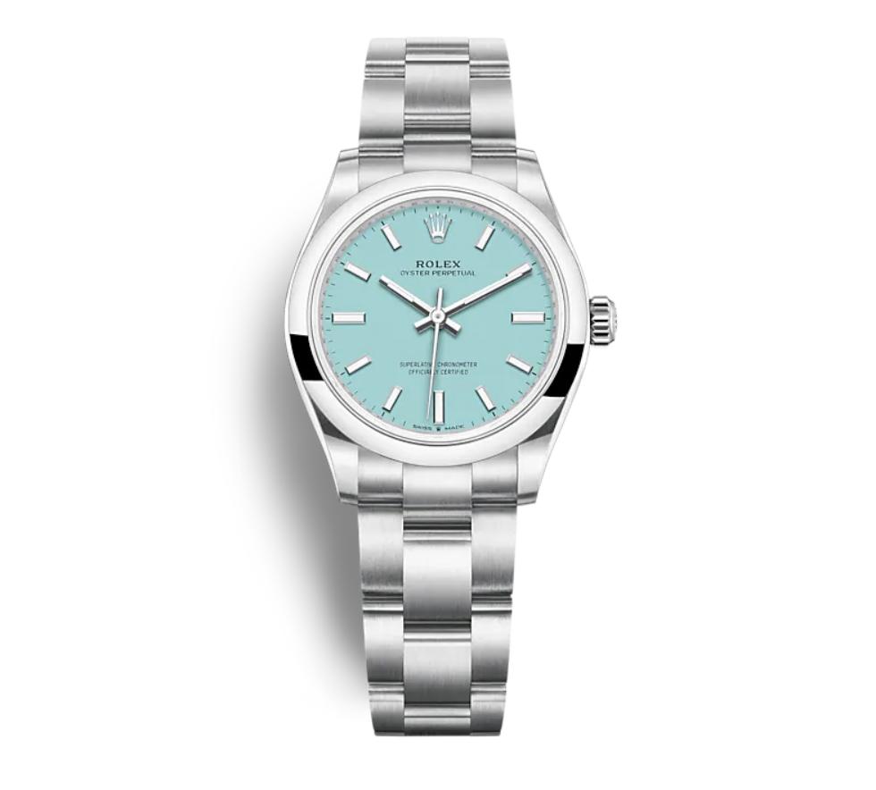 女士們入手第1隻Rolex 新手需認識這的10大錶款010