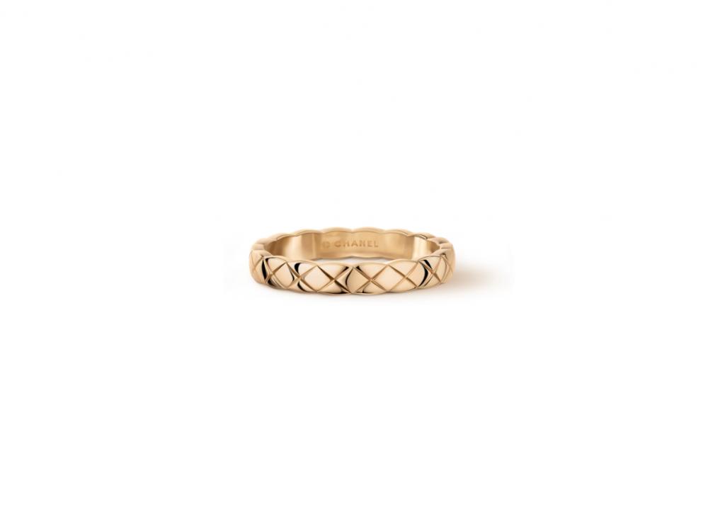 時尚極簡主義-Hermès、Cartier、CHANEL、Tiffany-Co.-入門級結婚戒指01