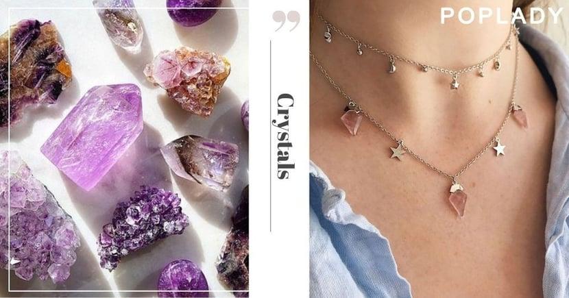【人綠水晶】佩戴水晶好處很多,用這些水晶顏色能幫你增加好運!