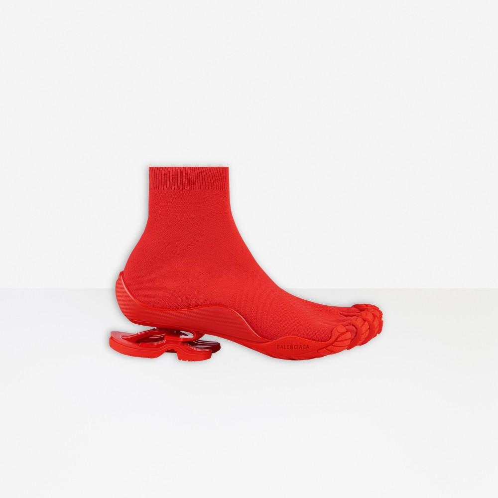 Balenciaga × Vibram怪美五趾「Toe」系列上架002
