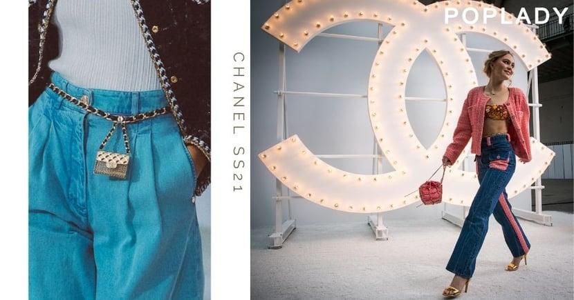 【2021春夏巴黎時裝週】CHANEL的荷里活時尚電影公演   經典迷你袋再度成最搶眼主角