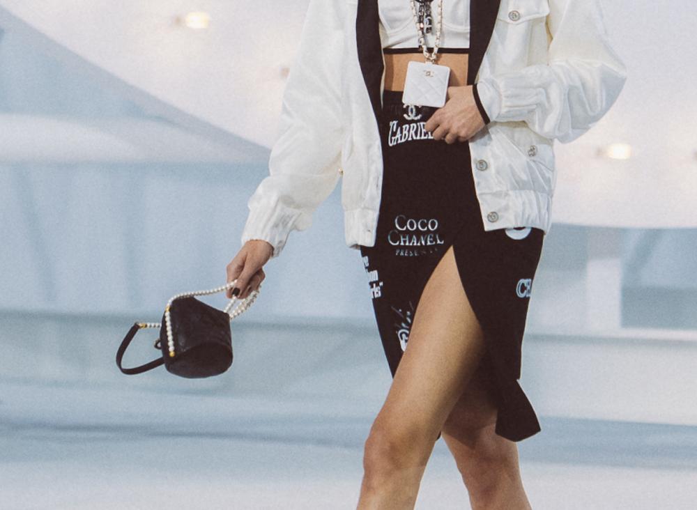 CHANEL的荷里活時尚電影公演   經典迷你袋再度成最搶眼主角