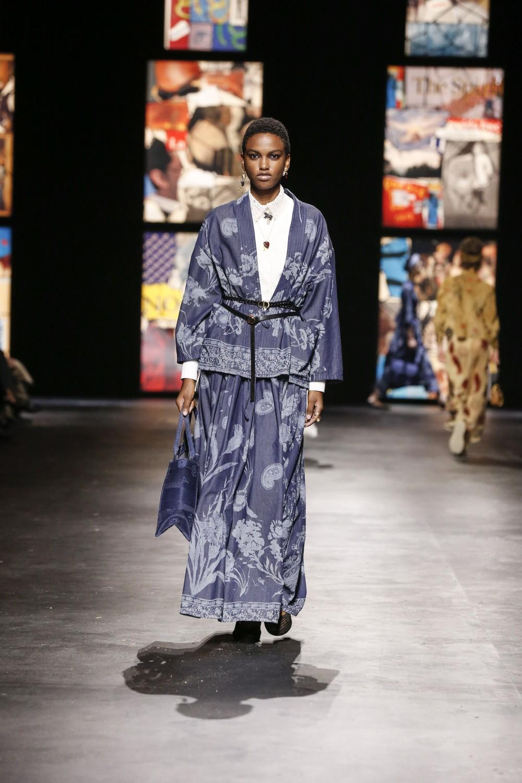 Dior藝術感視覺 活現時裝新變革