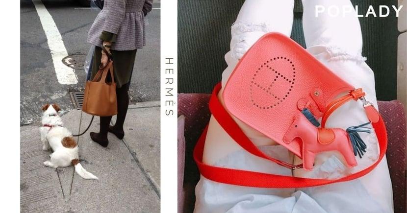 【愛馬仕手袋入門】Hermès 從最小投資的 Evelyne、Picotin Lock開始,跟時尚街拍學日常穿搭!