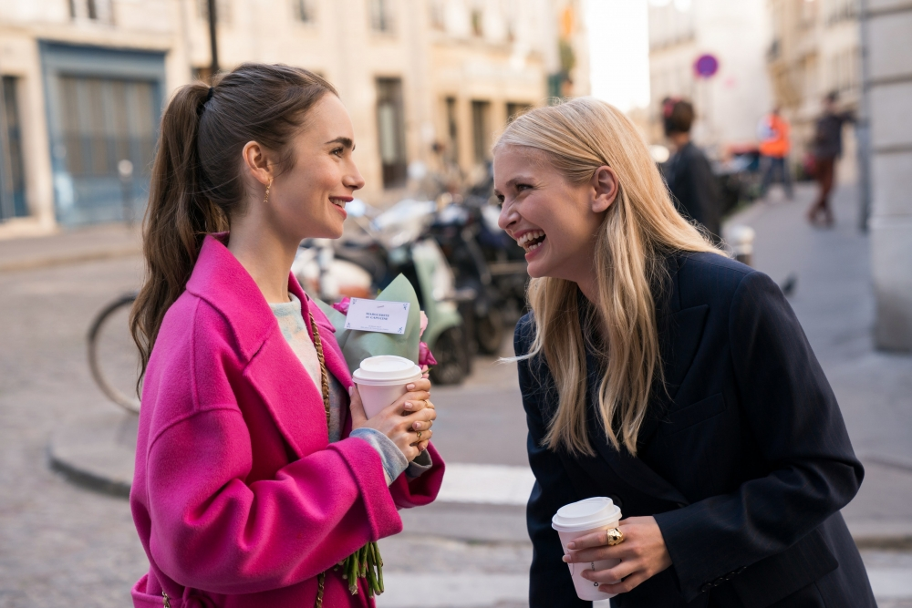 《Emily in Paris》正能量語錄