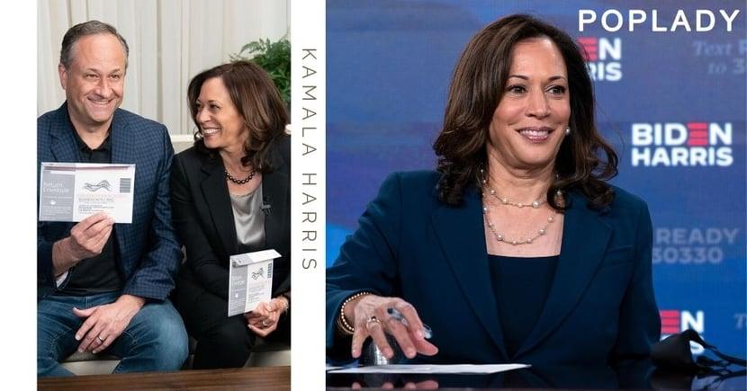 "Kamala Harris美國第一任女性副總統,""我是第一個但不會是最後一個"""