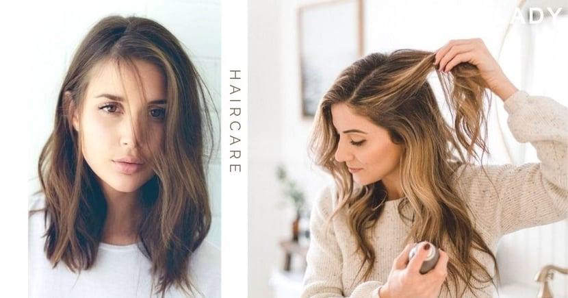 對抗秋冬毛燥髮絲,靠以下幾種簡單方法便可以貼服柔順!