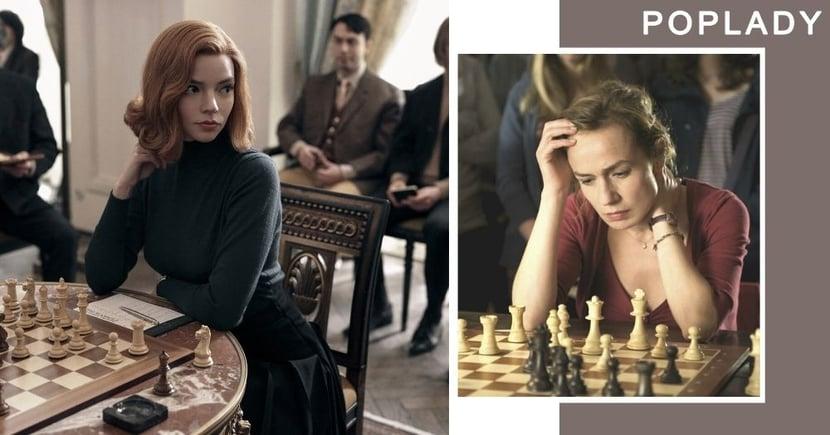 《后翼棄兵》以外,還有這幾套棋賽片也值得推薦!