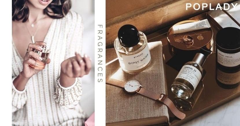 【香水噴法】向優雅法國女人學噴香水的秘訣,散發自然迷人氣質!