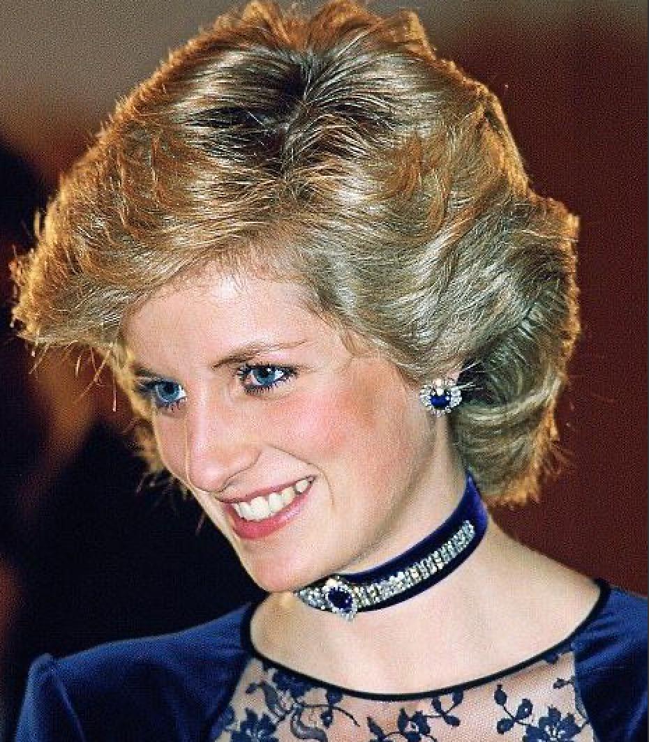 戴安娜王妃最愛的不是藍眼線3