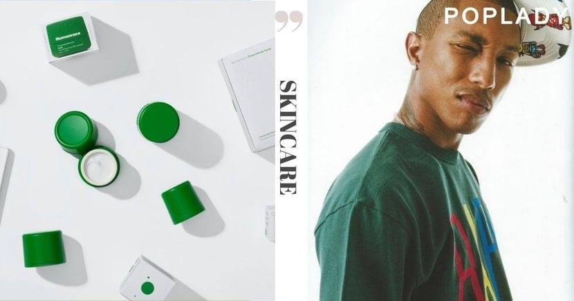 47歲Pharrell Williams玩轉潮牌界後進軍美容界!推出中性美容品牌 Humanrace