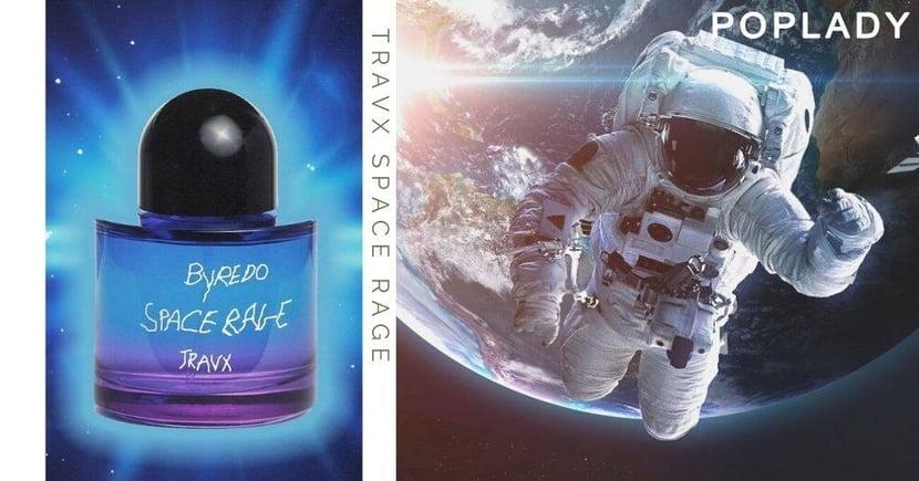 超夢幻銀河系包裝,BYREDO與Travis Scott聯合推出太空香氛帶你來個宇宙之旅