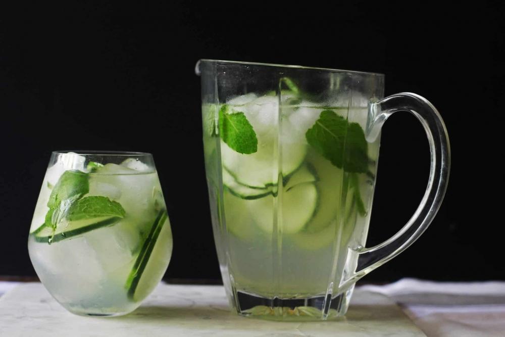 排毒美容水喝法