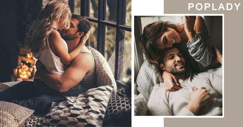 【兩性關係】靈魂和感情的最深入交流,3個方法增進你和他的親密行為