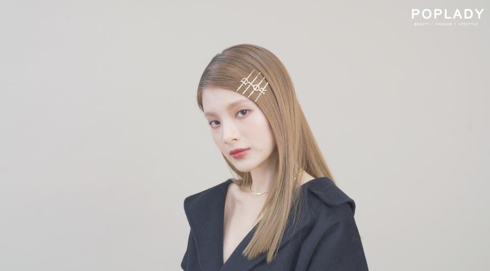 Dior、Gucci、Prada髮夾造型,零技巧打造高級具質感的時尚髮型003