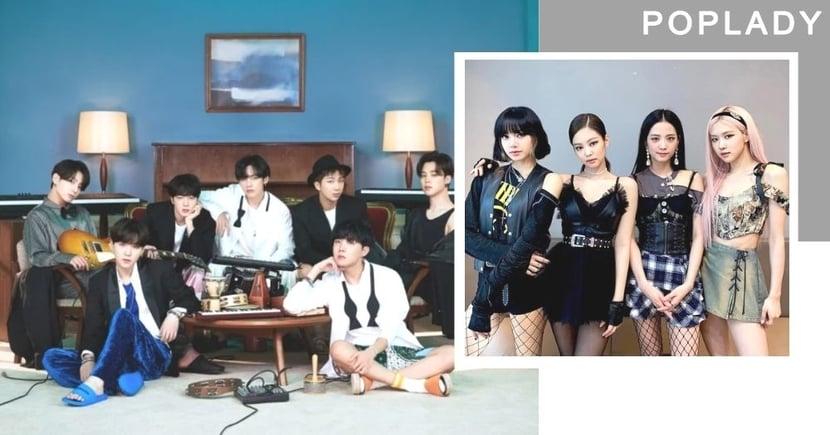 【2020 MAMA】Mnet亞洲音樂大獎,BLACKPINK、BTS搶最佳男、女團,你又會選哪組合?